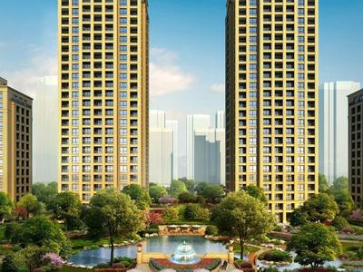 急卖凤凰城26楼90平方全新精装叫价142万