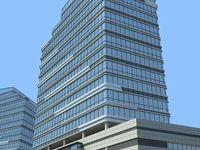 出租 金桥广场办公楼 96平方