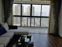 精装修家电齐全出租自在城 3室2厅2卫140平米3500元/月住宅