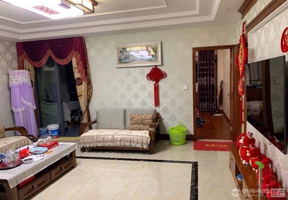 出售东泽园3室2厅1卫112平米155万住宅