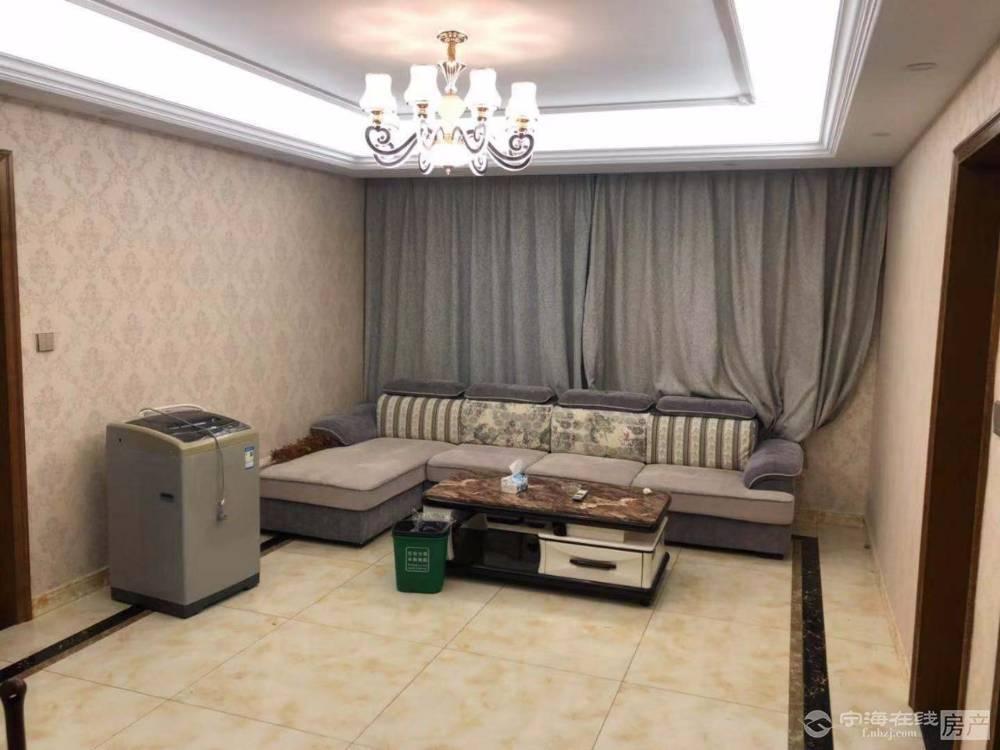 出租凤凰城3室2听2卫中央空调拎包入住4万年13968325686