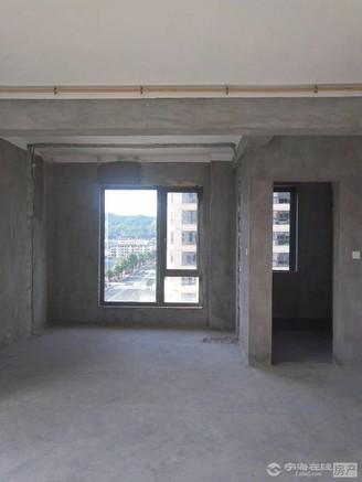 西城国际128平方毛胚房楼层好有扩建面积150万带车位一个