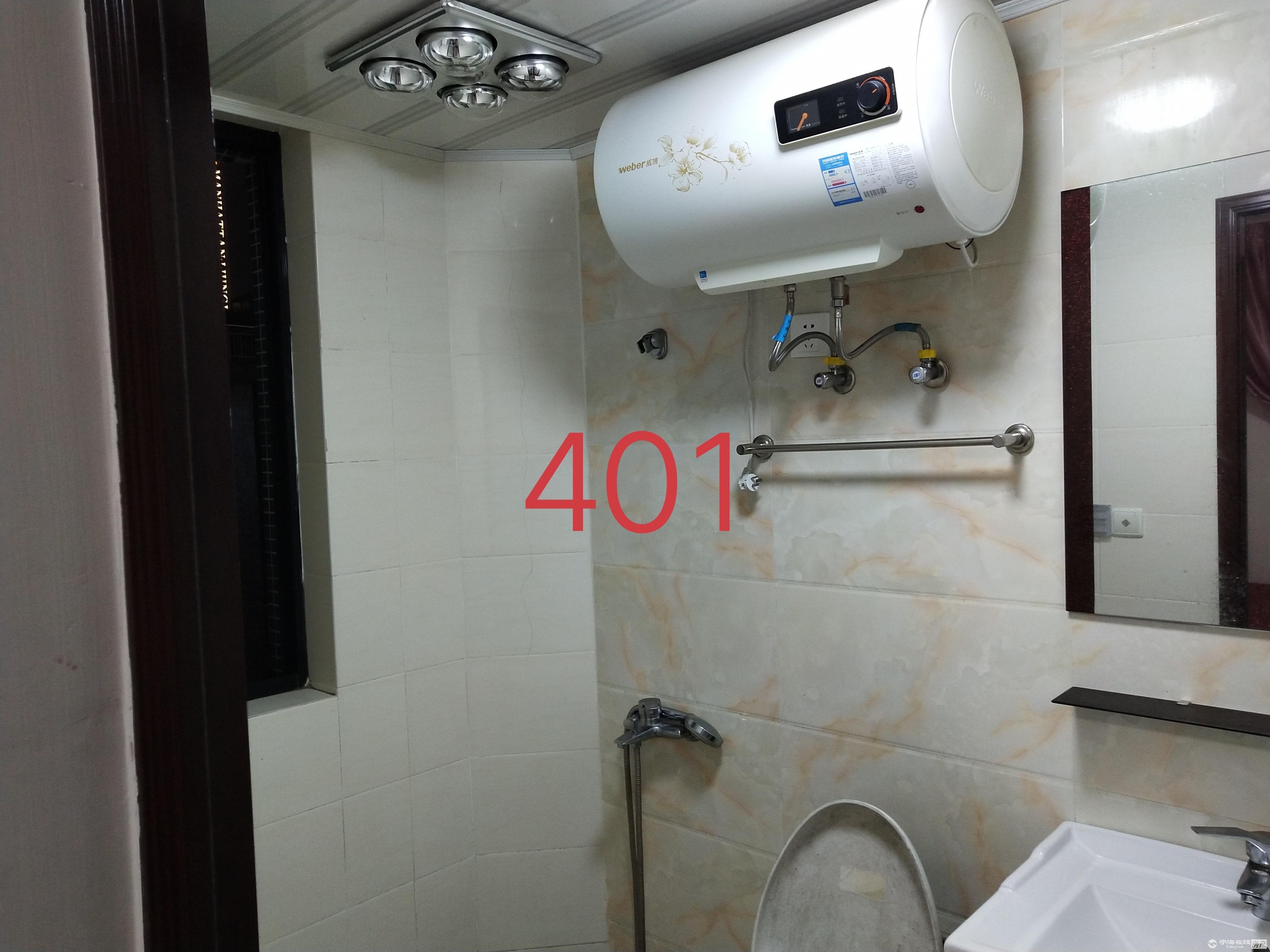 出租隔水洋1室1厅1卫45平米1200元/月住宅