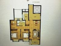 业主诚心出售滨海郡庭手上多套房源3室2厅1卫68万楼层好包税