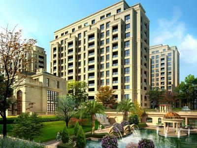 出售郁金花园3室2厅1卫137平米208万住宅