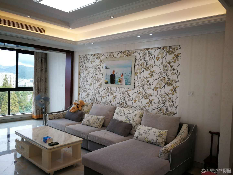 出售 华庭家园 139平方 178万 全新精装修 储藏室 送家电 复制