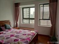 出租夏景花园3室2厅1卫110平米全装修拎包入住2666元/月住宅