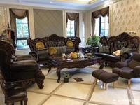 出售御华府一期两幢豪华别墅灿6室2厅4卫500平米加3个车位豪华装修960万住宅