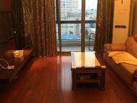 出租世贸中心2室2厅1卫108平米全装修拎包入住3400元/月住宅有钥匙