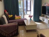 出售西子国际2室2厅1卫77平米有阳台光线好精装修32万住宅