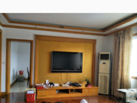 中山东苑3室2厅2卫151平米 车库148万装修清爽