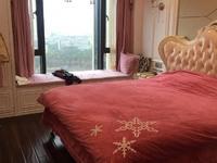 出售西子国际灿头3室2厅2卫123平米车位精装修带家电282万住宅