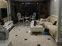 出租海锦苑灿头4室2厅2卫140平方车位精装修拎包入住4000/月住宅