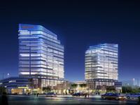 出售金桥广场 95平方 办公楼
