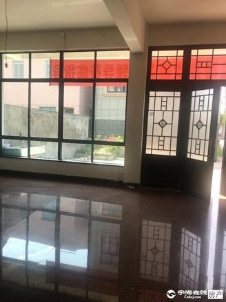 宁海长街塘里2间4层450平米130万独栋