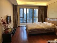 出租世贸中心1室1厅1卫65平米精装修拎包入住2500元/月住宅,