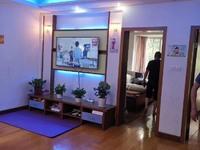 出售华庭家园3室2厅1卫93平米十车库,套形佳