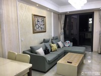出租西子国际2室2厅1卫89平米3750元/月住宅