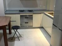 出租世贸中心单身公寓1室1厅1卫63平方精装修拎包入住2500元有钥匙/月住宅