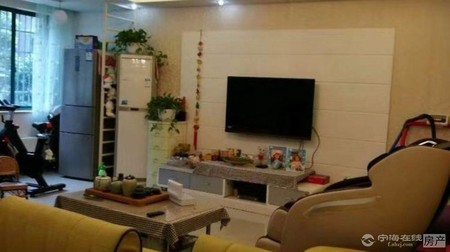 出售兴海家园3室2厅2卫120平米精装修, 储藏室,147万住宅