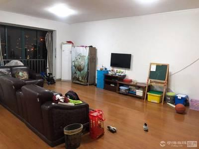 出租兴海家园精装修拎包入住3室2厅2卫160平米2600元/月住宅