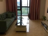 出租西子国际2室2厅1卫89平米有阳台拎包入住3333元/月住宅