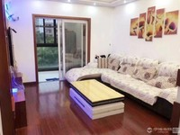 出租四季桃源2室2厅1卫78平米拎包入住2000元/月住宅