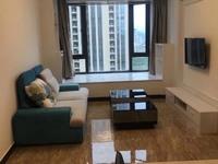 出租西子国际2室2厅1卫77平米加车位精装修拎包入住3333元/月住宅