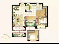 出售金色华府二期2室2厅1卫80平米80万住宅