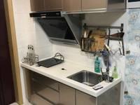 出租自在城 1室1厅1卫52平米1900元/月住宅
