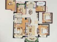 出售金色华府二期130平方4室2厅2卫138万住宅