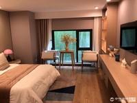 奉化宝龙地产复式单身公寓2室2厨2卫43平米 43平米白坯51-52万