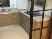 出租西子国际2室2厅1卫89平米有阳台全装修拎包入住3500元/月住宅