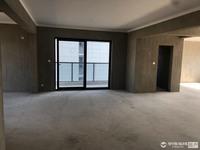 出租东方君悦4室2厅2卫139平米毛胚1500元/月住宅