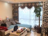 出售荣安凤凰城灿头2室2厅1卫95平方 车位172万现代精装修包括家电