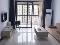 出售荣安凤凰城89平方2室2厅1卫清新简约风格136.6万有钥匙带家电看房方便