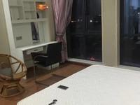 出租宁波紫园单身公寓朝南1室1厅1卫65平米精装修2333元/月住宅