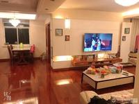 出租华庭家园167平方 车库 储4室2厅2卫精装拎包入住3500元/月