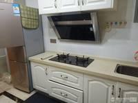 出租宁波紫园单身公寓1室1厅1卫62平米白色精装修家电齐全拎包入住2.8万