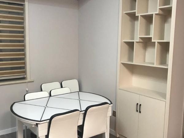出租得力宸园灿头3室2厅2卫117平米车位精装修拎包入住2800元/月住宅