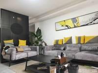 出售金色华府4室2厅2卫155平米现代简约风格175万住宅