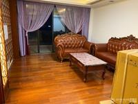 出租天景园3室2厅2卫130平米拎包入住3500元/月住宅