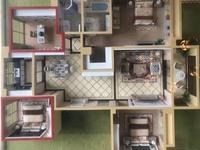 出售金色华府二期4室2厅2卫139平米精装修送车位