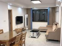 出租湖西花园3室2厅2卫125平米拎包入住3000元/月住宅