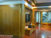 出售华庭家园4室2厅2卫130平米加近46平车库185万住宅