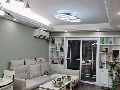 西溪庭园套间,73平方二室二厅一卫,精装修,价格86万