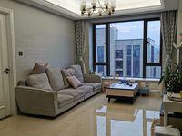 出租西子国际2室2厅106平方大阳台精装拎包4000元/月15336609525
