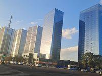 出售建新滨湖金座247平米白胚直接落户318万写字楼