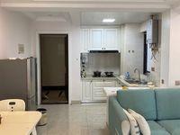 出租西子国际2室2厅1卫77平米精装修拎包入住3200元/月有钥匙在住宅