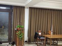 出售双潘2间落地6室2厅3卫230平米,豪华装修4年,前后路双车交汇